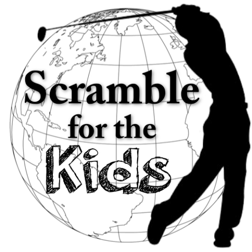 Scramble for the kids logo